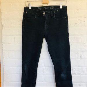 Madewell | Black Skinny Jeans Size 27
